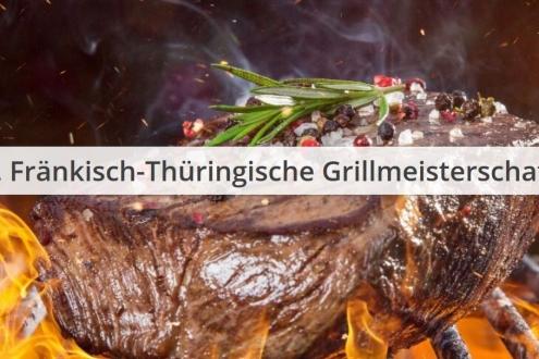 1. Fränkisch-Thüringische Grillmeisterschaft