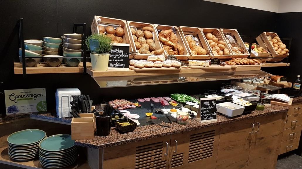 Schubart - Regionales Frühstücksbuffet