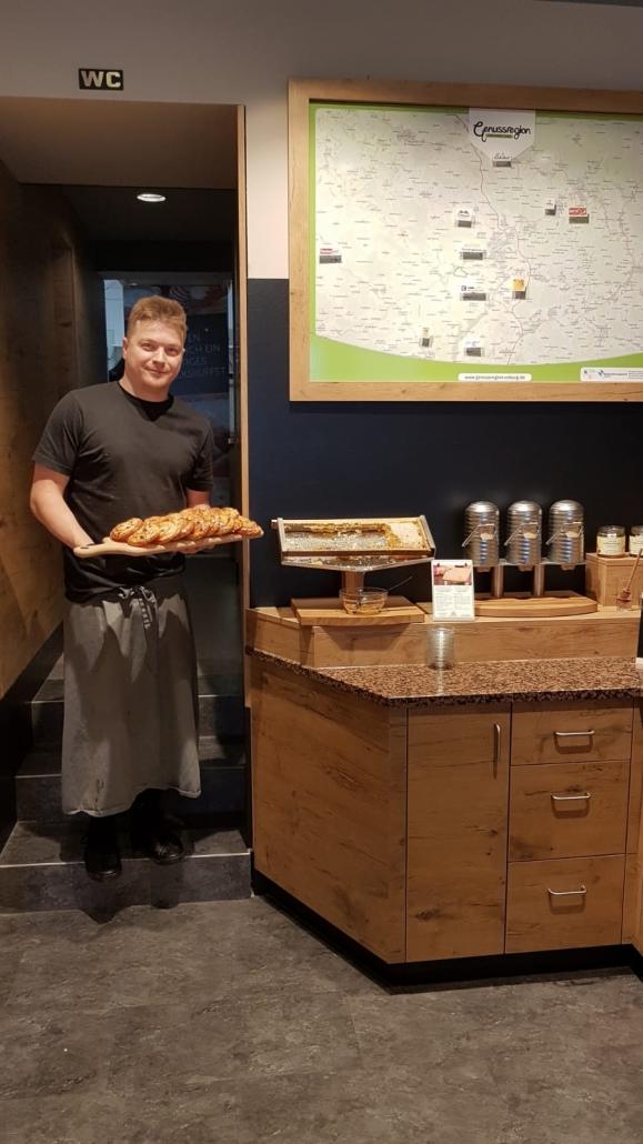 Christian Schubart - Regionales Frühstücksbuffet
