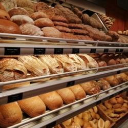 Brotregal Bäckerei Schoder