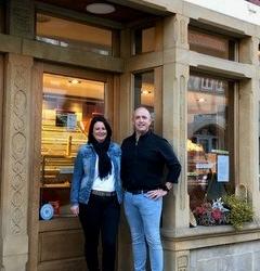 Bäckerei Schoder - Inhaber Patrick Stein und Sandra Seckel