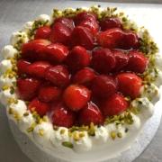 Bäckerei Schoder Erdbeertorte